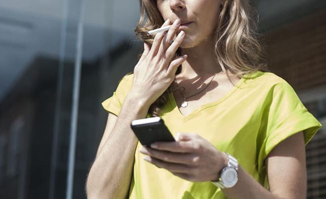 Sorry: Work Stress is Just as Bad for You as Secondhand Smoke