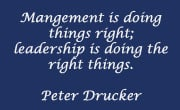 The Big Difference Between Leaders and Managers